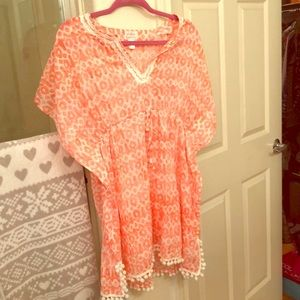 Stella and Dot swim cover up O/S NWOT